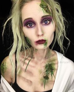 Make Up Art, How To Make, Everyday Makeup, Artsy Fartsy, Beetle, Craft Stores, Halloween Party, Halloween Face Makeup, Instagram Posts