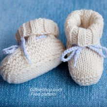 Free Knitting Pattern Baby Booties Uggs sweetest little booties. Pattern is a little difficult to find here is the URL. https://giftseshop.com/free-knitting-pattern-baby-booties-uggs/