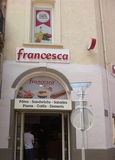 Nous sommes heureux de vous annoncer l'ouverture d'un deuxième restaurant Francesca® dans la cité phocéenne ! Une adresse : 192 rue de Rome 13006 Marseille.  Bravo à Cyril & Rafael et à toute leur équipe !
