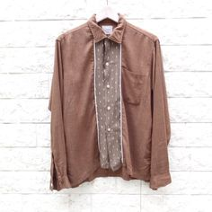 Vintage Shirts【CAVENDISH】| RUMHOLE beruf - Online Store 公式通販サイト