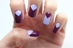 Tape Nails.