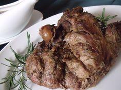 Citromhab: Provence-i sült bárány Meat Recipes, Provence, Pork, Turkey, Dishes, Drink, France, Beef Recipes, Pork Roulade
