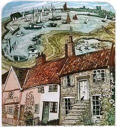 Glynn Thomas. Old Custom House, Aldeburgh