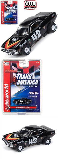 JL AW AUTO WORLD ~ /'71 Buick GSX ~ New In Clam Pack ~ Also Fits Aurora