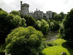 Jardins du Chateau de Lismore, Waterford Adare Manor, Colourful Buildings, Fairytale Castle, Wildlife Park, Picture Postcards, Seaside Towns, Green Landscape, Fishing Villages, Rest Of The World
