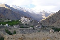 Shakti Ladakh Likhir Monastery 6.11