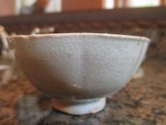 Qingbai Celadon Lobed Bowl - Song Dynasty, 11th-13th Century
