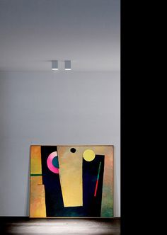 MINI PUNTO PL - Lampada da soffitto alogena / LED_DAVIDE GROPPI
