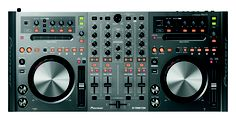 Pioneer DDJ-T1 - awesome bit of kit!  Need more desk space to have everything set up properly!