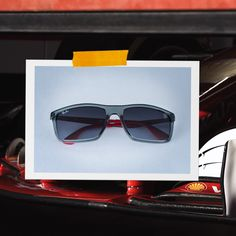 b9f2d5ef12f 16 Best Ray-Ban x Scuderia Ferrari images