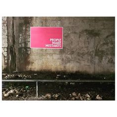 #PeopleMakeMistakes #Glasgow #LandscapePosters #Concept #Conceptual #Conceptualideas #Experiential #Subliminal #Interactive #Flyposting  People Make Mistakes, Making Mistakes, Experiential, Glasgow, Concept, How To Make, Movie Posters, Make Mistakes, Film Poster