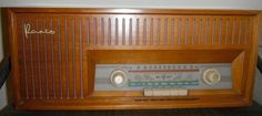 Vintage Blaupunkt Paris radio, photo from craisglist.ca
