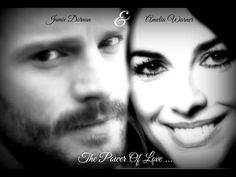 Jamie Dornan And Amelia Warner ~ The Power Of Love - a youtube video by Cavill Lanter. She has captured two beautiful people in love to a beautiful song.