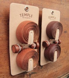 Premium Leather Bicycle handlebar wrap bartape by TempleCycles