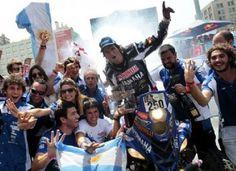 El Dakar 2014 hace eco en toda Latinoamérica