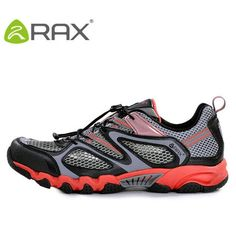 (38.80$)  Buy here - http://aiqmu.worlditems.win/all/product.php?id=32680444088 - RAX Breathable Mesh Lightweight Trekking Shoes Men Outdoor Quick-dry Hiking Shoes Men Walking Shoes outdoor shoes men 50-5K321