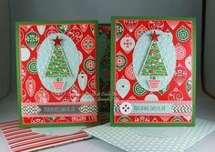 Try Stampin' On Tuesday: Challenge #194- Twice Is Nice