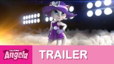 My Talking Angela - Trailer