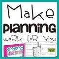 how to make teacher planning work for you - KindergartenWorks