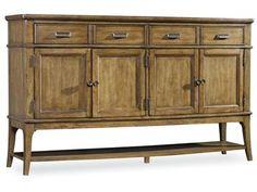Shop For Hooker Furniture Shelbourne Sideboard 5339 75900 And Other Living Room Cabinets