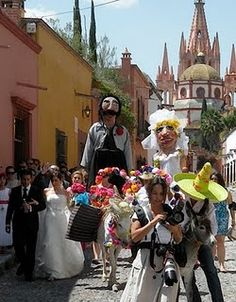 San Miguel de Allende - the most beautiful town in Mexico?