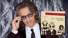 Rick Springfield - New Studio Album 2-19-16!