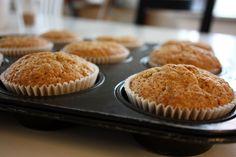 Swedish Recipes, Fika, Muffins, Mat, Breakfast, Dessert, Morning Coffee, Muffin, Deserts
