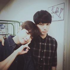 cute Yesung and Ryeowook
