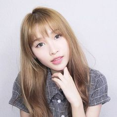 If you wanna become pretty , you should try see through bang #seethroughbang #seethroughbangs #takuyahair