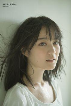 生田 絵梨花 (Erika Ikuta) ( * ⏑ * )