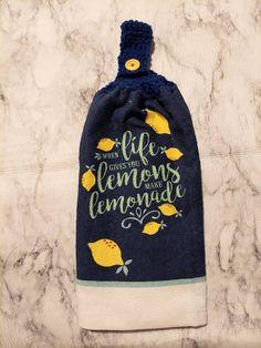 Crochet Kitchen Towels, Crochet Towel, Hand Sanitizer Holder, Getting A Puppy, Great Housewarming Gifts, Halloween Cat, Bunny Rabbit, Double Crochet, Easter Bunny