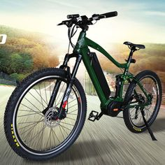 OUKA factory for MTB electric bike at the right price. Electric Mountain Bike, Full Suspension, Mtb, Mountain Biking, Bicycle, Bike, Bicycle Kick, Bicycles
