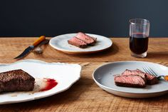 4 Simple Steaks for Your Pan on Food52