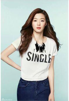 Jun Ji Hyun for Yishion Korea