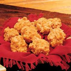 Corn Fritters~ Corn Fritters- This is the corn fritter recipe that I grew up on and make.. So yummy! Serve warm with honey, as a side with dinner, for breakfast, or as my fave, an appetizer..:))