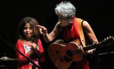 THE VIEW FROM FEZ: Fes Festival Final Concert - Joan Baez