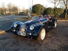 Morgan Plus8Speedster   Morgan Motors est1909