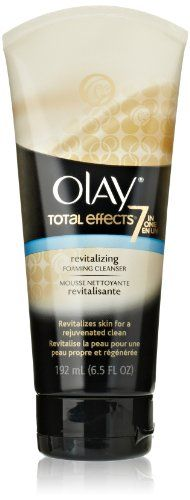 Olay Total Effects Revitalizing Foaming Cleanser 65 fl Oz -- Details can be found by clicking on the image.