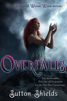 Overfalls by Sutton Shields EXCLUSIVE Cover Reveal: Overfalls by Sutton Shields