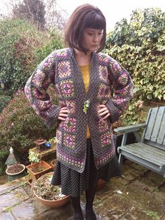 Well I went into 2015 full of hope and optimism and boom! Something happened...no idea what but I lost my crochet mojo and that was that.  I...