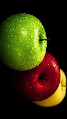 New Fruit Wallpaper Glasses 29 Ideas New Fruit, Fruit Art, Fruit And Veg, Fruits And Vegetables, Fresh Fruit, Flower Phone Wallpaper, Food Wallpaper, Apple Wallpaper, Sunset Wallpaper