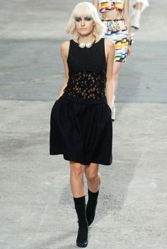 Chanel: Spring-Summer 2014 / Fashion blog / Fashion / Glamour Magazine Women