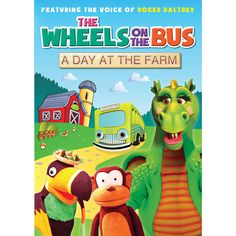 Wheels on the bus:Day at the farm (Dvd)