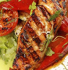... - Fish on Pinterest | Salmon, Grilled Salmon and Grilled Halibut
