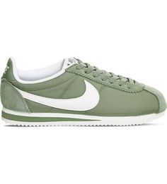NIKE - Cortez low-top woven trainers | Selfridges.com