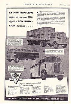 VintageAdvertising: Aclo 1948 #vintage #ads #advertising #publicidad #gráfica #retro
