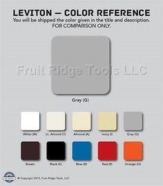 Leviton Quickport Wallplate
