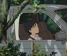 hayao miyazaki studio ghibli the secret world of arrietty sho the borrower arrietty studioghibligif Got Anime, Manga Anime, Anime Art, Secret World Of Arrietty, The Secret World, Secret Life, Studio Ghibli Art, Studio Ghibli Movies, Hayao Miyazaki