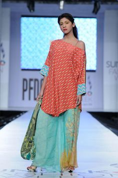Sania Maskatiya at PFDC Sunsilk Fashion Week 2012