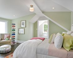 Traditional Bedroom Teenage Girl Room Design, Pictures, Remodel, Decor and Ideas - page 6